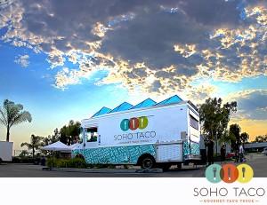 SoHo Taco Gourmet Taco Truck - Calvary Chapel of Costa Mesa - Santa Ana - Orange County CA