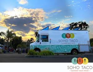 SoHo Taco Gourmet Taco Truck - Costa Mesa - Orange County CA