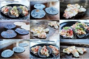 SoHo Taco Gourmet Taco Truck - Lobster Taco - Blue Corn Tortilla - Orange County - CA - Facebook