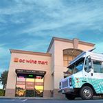 SoHo Taco Gourmet Taco Truck - Lobster Taco - OC Wine Mart - Irvine CA - small