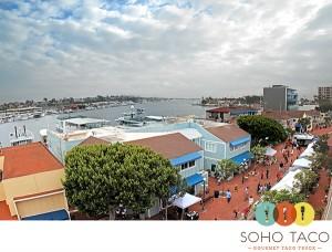 SoHo Taco Gourmet Taco Truck - Newport Beach Certified Farmers Market - Newport Beach - Orange County CA