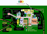 SoHo Taco Gourmet Taco Truck - Saddleback Church - Lake Forest - Orange County CA - Campus Map