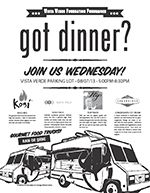 SoHo Taco Gourmet Taco Truck - Vista Verde - Irvine - Orange County - Official Flyer for August 7 2013