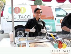 SoHo Taco Gourmet Taco Catering - Employee of the Month - Daniel G - Main