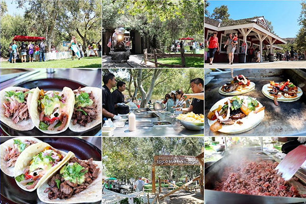 SoHo Taco Gourmet Taco Catering - Irvine Park Railroad - City of Orange - Orange County CA - facebook