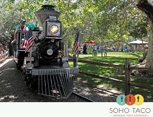 SoHo Taco Gourmet Taco Catering - Irvine Park Railroad - City of Orange - Orange County CA - main