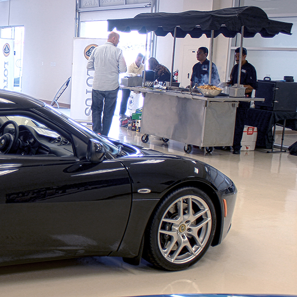 TACO CATERING NEWPORT BEACH: Luxury Cars And An