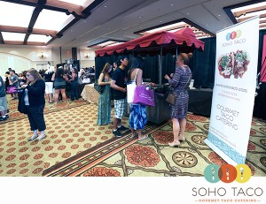 SoHo Taco Gourmet Taco Catering - Wedding - Bridal Expo - Hyatt Regency - Huntington Beach - Orange County - OC - Main
