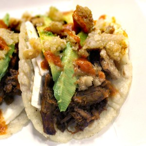 SoHo Taco Gourmet Taco Truck - Chilorio Taco - August Special - Orange County - OC