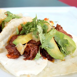 SoHo Taco Gourmet Taco Truck - Chilorio Taco - Orange County - OC - Featured