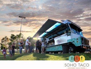 SoHo Taco Gourmet Taco Truck - Fullerton Sports Complex - Fullerton - Orange County CA - main