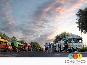 SoHo Taco Gourmet Taco Truck - Fullerton Truck Squad - Orange County - OC - CA - main