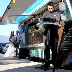 SoHo Taco Gourmet Taco Truck - Taco Catering - Wedding - Casa De La Guerra - Santa Barbara CA