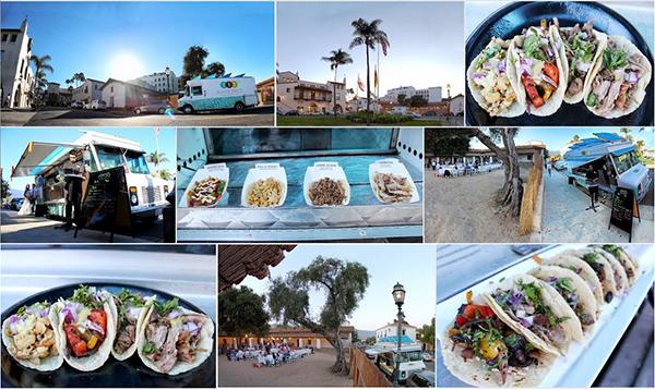 Soho Taco Gourmet Truck Catering Wedding Casa De La Guerra