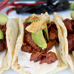 SoHo Taco Gourmet Taco Truck - Tacos de Chilorio - OC - Orange County - CA - featured