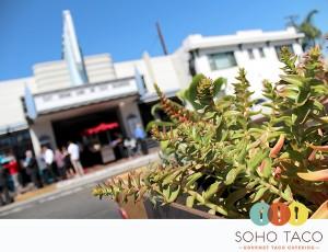 SoHo Taco Gourmet Taco Catering - Art Theatre - Long Beach - LA County - LA - Main