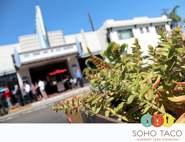 SoHo Taco Gourmet Taco Catering - Art Theatre - Long Beach - LA County - LA - Main