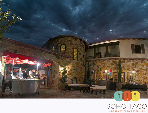 SoHo Taco Gourmet Taco Catering - Corona Del Mar - Newport Beach - Orange County - OC
