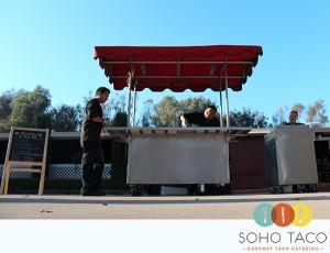 SoHo Taco Gourmet Taco Catering - Red Horse Barn - Huntington Beach - Orange County CA