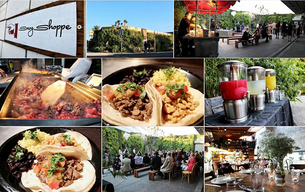 SoHo Taco Gourmet Taco Catering - Wedding - The Smog Shoppe - Culver City - Los Angeles - LA - Facebook