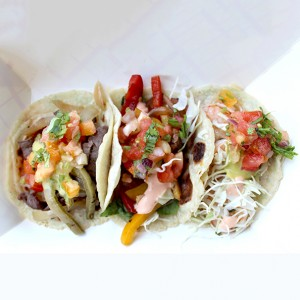 SoHo Taco Gourmet Taco Truck - Cecina De Res - OC - Orange County CA - Featured