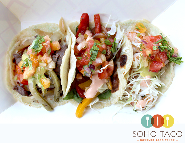 SoHo Taco Gourmet Taco Truck - Cecina De Res - OC - Orange County CA - Main