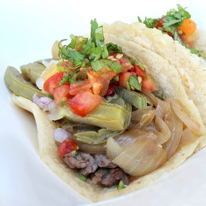 SoHo Taco Gourmet Taco Truck - September Special - Cecina de Res - Orange County - OC