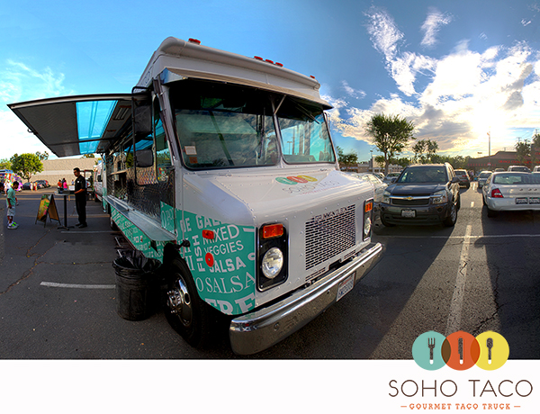 SoHo Taco Gourmet Taco Truck - Truck Squad - Fullerton - Orange County - cA - Main