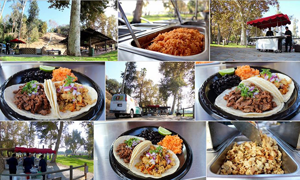 SoHo Taco Gourmet Taco Cart Catering - Arroyo Seco Park - South Pasadena - Los Angeles County - facebook