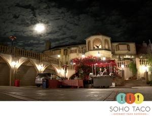 SoHo Taco Gourmet Taco Catering - Stone Eagle Retreat - Malibu - Los Angeles County - CA