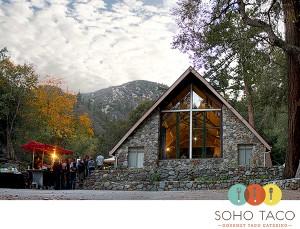 SoHo Taco Gourmet Taco Catering - Wedding Rehearsal - Mt Baldy - Upland - San Bernardino CA