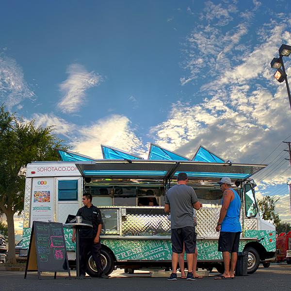 Mesa Food Truck Roundup