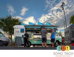 SoHo Taco Gourmet Taco Truck - Truck Squad - Fullerton - Orange County - OC - Main