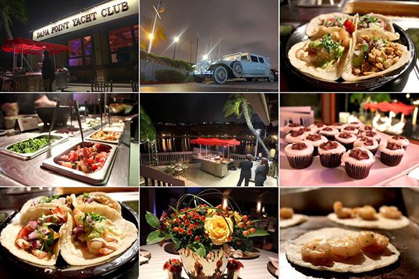 Soho Taco Gourmet Catering Weddings Dana Point Yacht Club