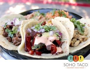 SoHo Taco Gourmet Taco Truck - Orange County - CA - Main