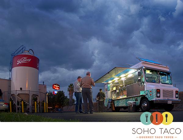 SoHo Taco Gourmet Taco Truck - The Bruery - Placentia - Orange County - OC - main