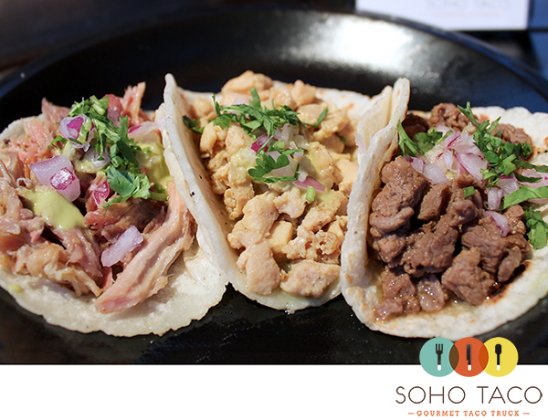 SoHo Taco Gourmet Taco Truck - Orange County CA