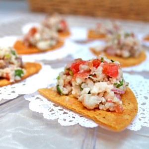 SoHo Taco Gourmet Taco Catering - Ceviche - Orange County - OC - featured