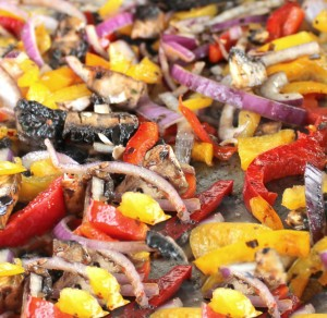 SoHo Taco Gourmet Taco Catering - Grilled Veggies - OC Orange County - Featured
