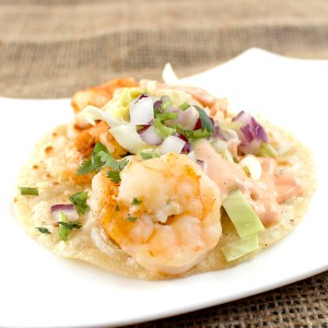 SoHo Taco Gourmet Taco Truck - Orange County - OC - Camarones - Shrimp Taco - featured