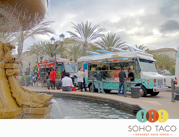 SoHo Taco Gourmet Taco Truck - The Park - Irvine Spectrum - Irvine - Orange County - OC - main