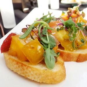 SoHo Taco Gourmet Taco Catering - Los Angeles - Orange County - Appetizers - Rebanadas de Tomate Heirloom - featured