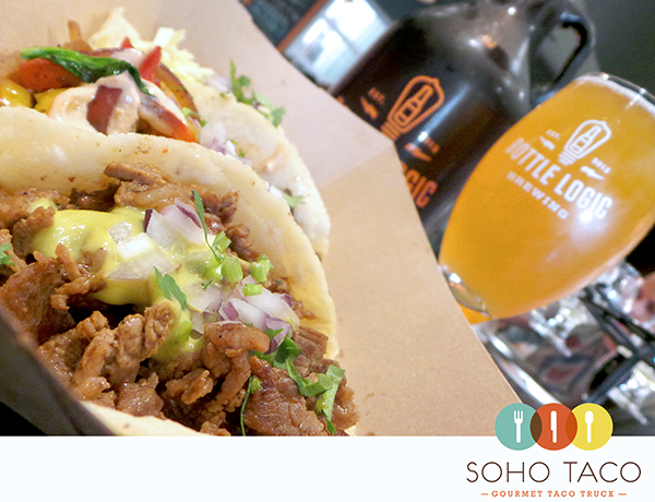 SoHo Taco Gourmet Taco Truck - Bottle Logic - Orange County - OC - main