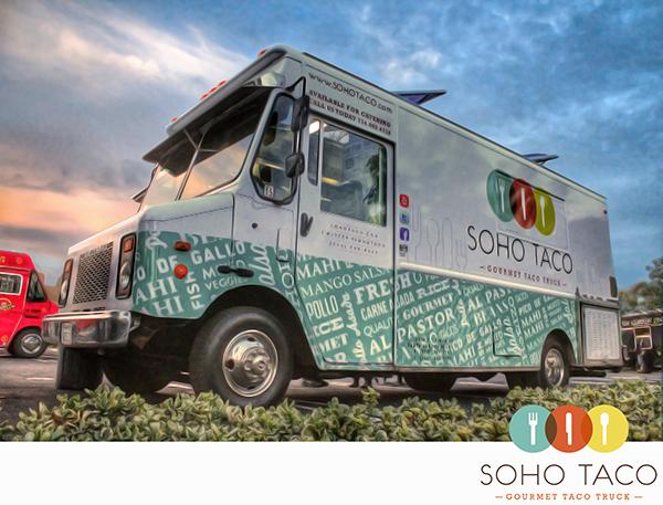 SoHo Taco Gourmet Taco Truck - Irvine Lanes - Orange County - OC Main