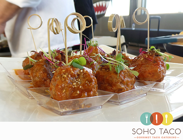 SOHO TACO Gourmet Taco Catering - Lyon Air Museum - OC Food & Wine Festival - main