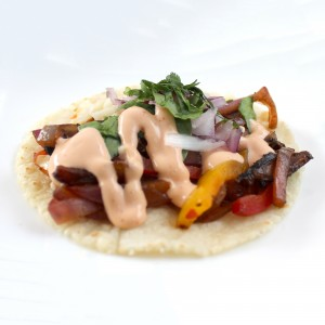SOHO TACO Gourmet Taco Catering - Veggie Taco - Orange County - OC - featured