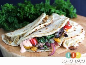 SOHO TACO Gourmet Taco Truck - Orange County - OC - Quesadillas