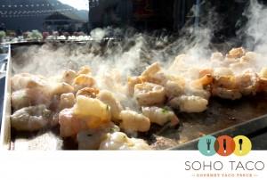 SOHO TACO Gourmet Taco Catering - Camarones - Orange County OC