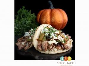 SOHO TACO Gourmet Taco Truck - Rib Eye Steak Taco - Orange County CA - OC