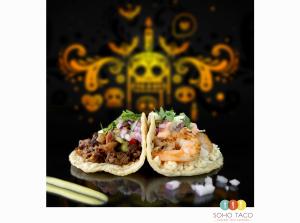 SOHO TACO Gourmet Taco Catering & Food Truck - Dia De Los Muertos - Orange County - OC